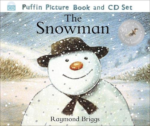 9780141501710: The Snowman: The Book of the Film (Book & CD)