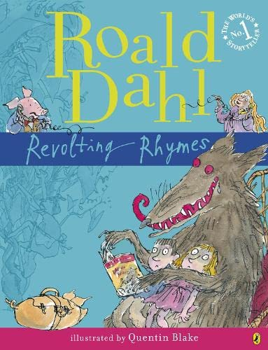 Revolting Rhymes (0141501758) by Roald Dahl