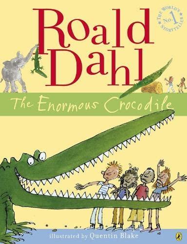 9780141501765: The Enormous Crocodile. Roald Dahl
