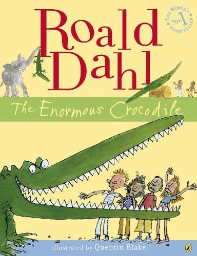 9780141501765: The Enormous Crocodile. Roald Dahl