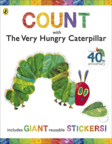9780141501963: Count  with the Very Hungry Caterpillar (Sticker Book)