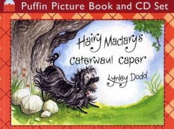 9780141501994: Hairy Maclary's Caterwaul Caper (Hairy Maclary and Friends) - Book and CD