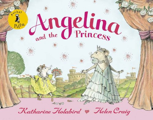 9780141502496: Angelina and the Princess (Pocket Puffin)