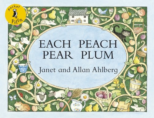 9780141502526: Each Peach Pear Plum (Pocket Puffin)