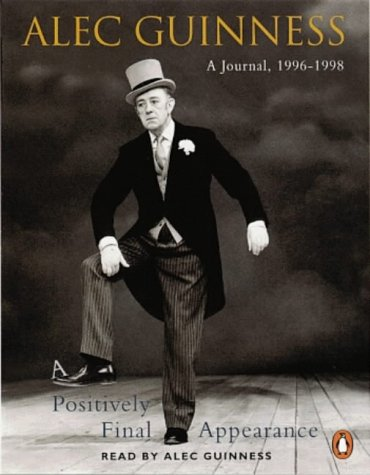 9780141800295: A Positively Final Appearance: A Journal, 1996-98