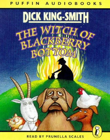 9780141800301: Witch Of Blackberry Bottom (Puffin audiobooks)