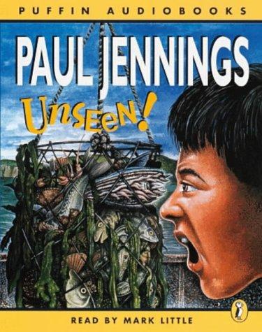 9780141800691: Unseen!: Unabridged (Puffin audiobooks)