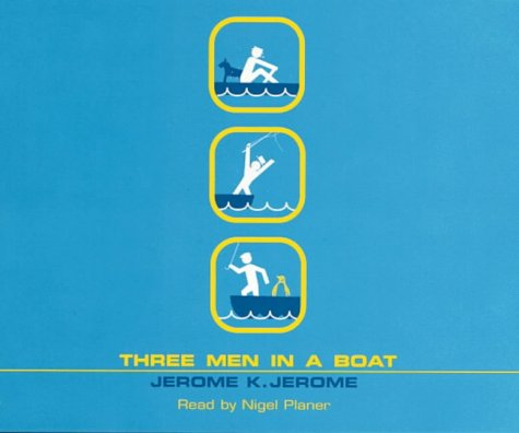9780141801001: Three Men in a Boat: To Say Nothing of the Dog