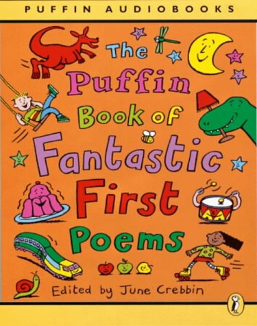 9780141801049: Puffin Book Of Fantastic First Poems (jab) (Puffin audiobooks)