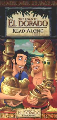 9780141801285: El Dorado read-along: El Dorado movie tie-in (Dreamworks)