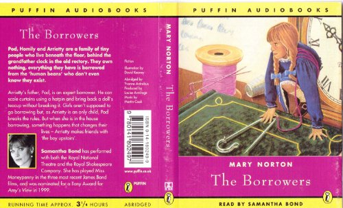 9780141802497: The Borrowers (Puffin Audiobooks)