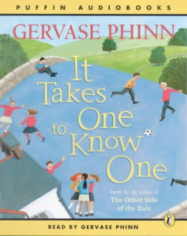 9780141802800: It Takes One to Know One: Complete & Unabridged (Puffin Audiobooks)