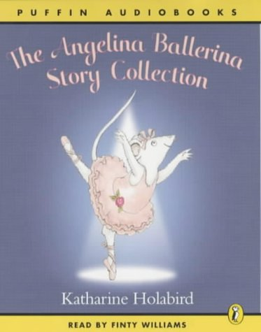 9780141804378: The Angelina Ballerina Story Collection (Puffin Audiobooks)