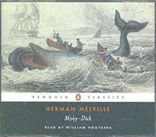 9780141804538: Moby Dick (cd)