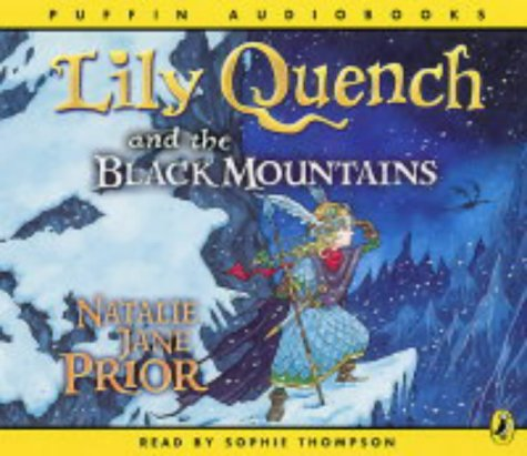 9780141805283: Lily Quench and the Black Mountains (Penguin Audio)