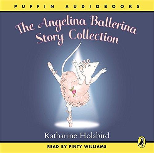 9780141805337: Angelina Ballerina (Puffin Audiobooks)