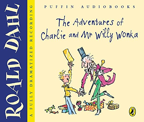9780141805610: The Adventures of Charlie and Mr Willy Wonka
