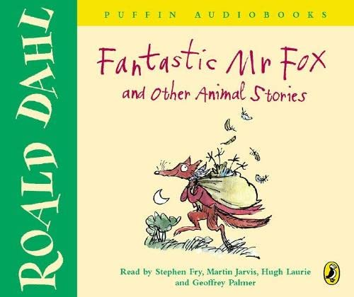 9780141805641: Fantastic Mr Fox and Other Animal Stories