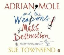 9780141805795: Adrian Mole And The Weapons Of Mass Destruction Unabridged Compac