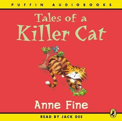 9780141805818: Tales Of A Killer Cat Unabridged Compact Disc (The Killer Cat)