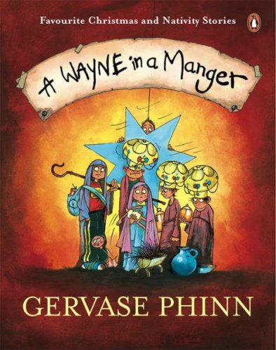 9780141806389: Wayne In A Manger Unabridged Compact Disc