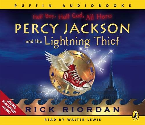 9780141806723: Percy Jackson and the Lightning Thief