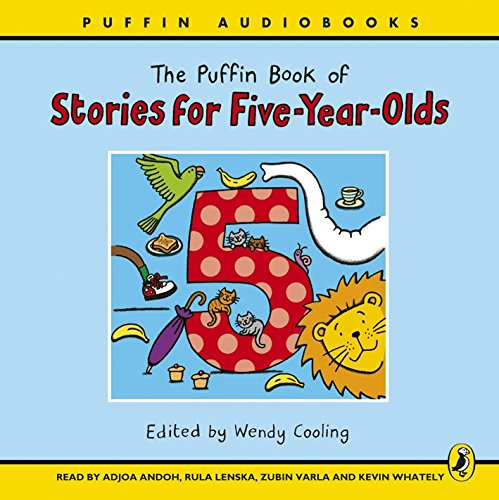 9780141806921: The Puffin Book of Stories for Five-year-olds