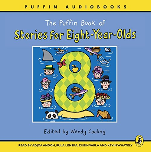 9780141806945: The Puffin Book of Stories for Eight-year-olds