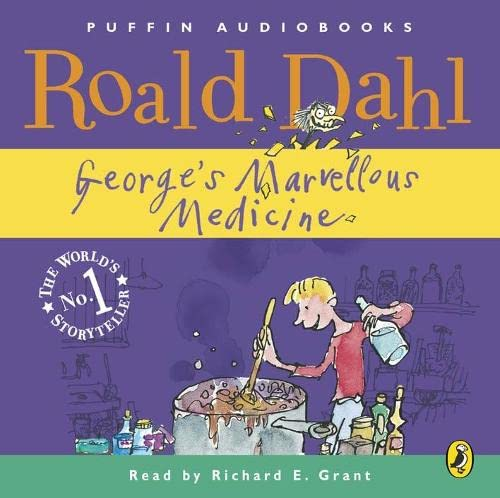 9780141807799: George's Marvellous Medicine