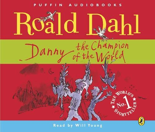 roald dahl audio book free