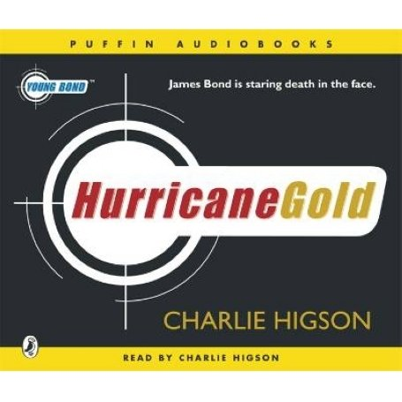 9780141807942: Hurricane Gold (Young Bond 4)