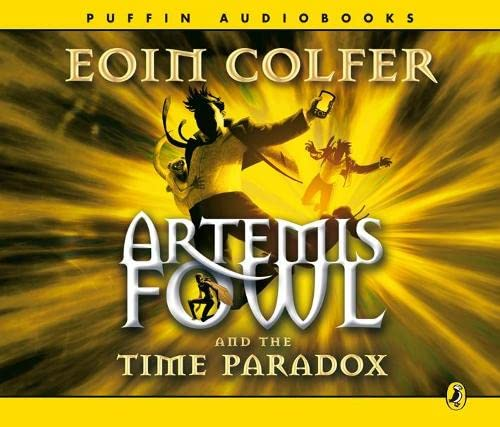 9780141808444: Artemis Fowl and the Time Paradox