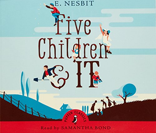 9780141808734: Five Children and It (Puffin Classics)