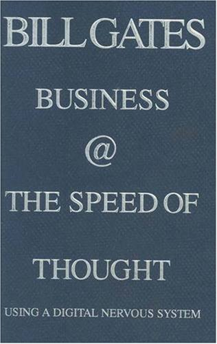 9780141880136: Business at the Speed of Thought [Gebundene Ausgabe] by