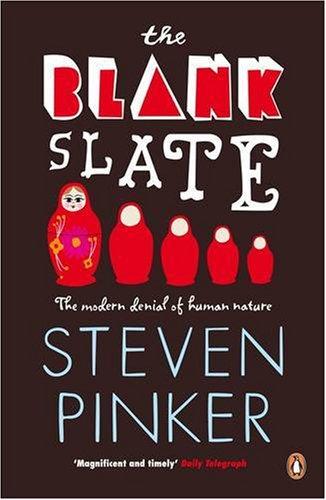 9780141885841: The Blank Slate