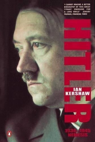 9780141886091: Hitler, 1936-1945: Nemesis