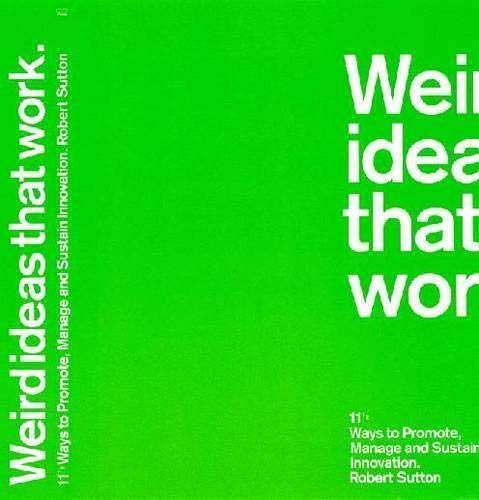 9780141886220: Weird Ideas That Work