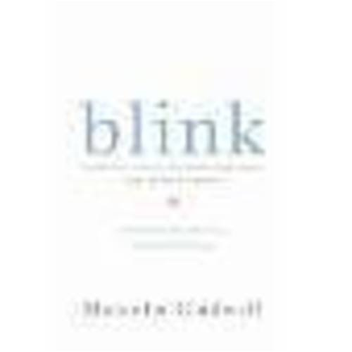 9780141888194: Blink: The Power of Thinking Without Thinking