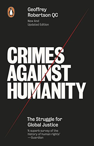 9780141974835: Crimes Against Humanity: The Struggle For Global Justice