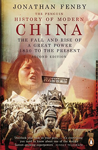 9780141975153: The Penguin History of Modern China: The Fall and Rise of a Great Power, 1850 to the Present