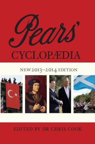 9780141975207: 2013-2014 Pears' Cyclopaedia 121/e
