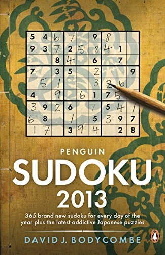 9780141975214: Penguin Sudoku 2013: 365 Brand New Sudoku for Every Day of the Year Plus the Latest Addictive Japanes e Puzzles