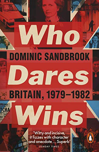 9780141975283: WHO DARES WINS