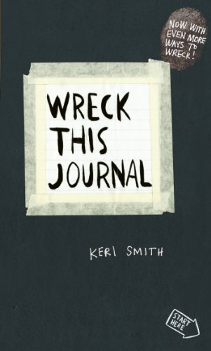9780141976143: Wreck This Journal: To Create is to Destroy, Now With Even More Ways to Wreck!