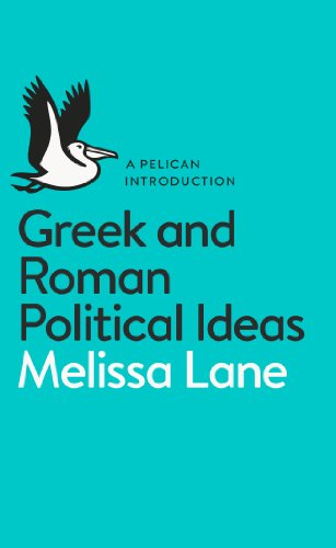 9780141976150: A Pelican Introduction Greek and Roman Political Ideas