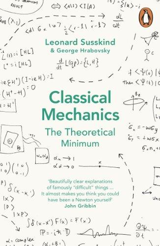 9780141976228: Classical Mechanics: The Theoretical Minimum (Theoretical Minimum 1) [Idioma Inglés]