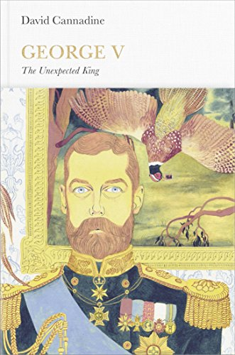9780141976891: George V: The Unexpected King (Penguin Monarchs)