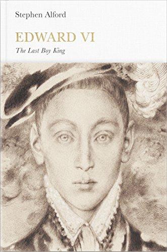 9780141976914: Edward VI: The Last Boy King (Penguin Monarchs)