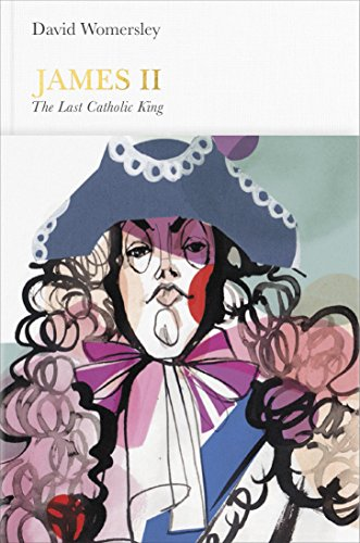 9780141977065: James II (Penguin Monarchs): The Last Catholic King