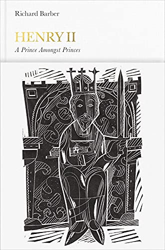 9780141977089: Henry II (Penguin Monarchs): A Prince Among Princes